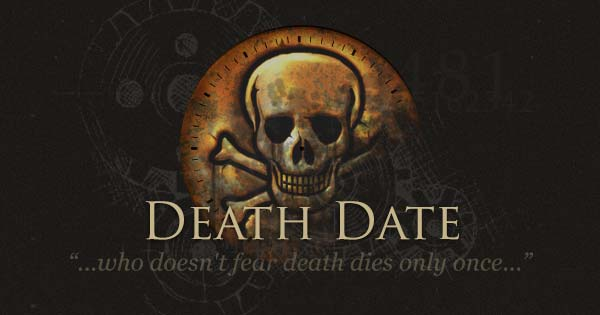 find date of death of people